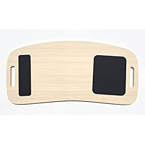 Slice LapDesk with Mousepad - Made for Your Arm Chair, Sofa, and Bed