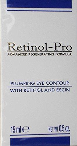 (Retinol-Pro Advanced Regenerating Formula Plumping Eye Contour with Escin)