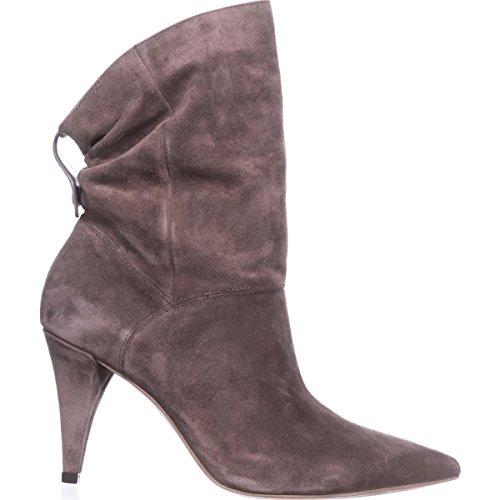 Michael Michael Kors Carey Bootie Ankle Boots - Taupe CoNtuPSrd