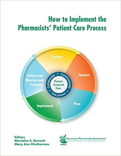 How to implement the pharmacists patient care process kindle how to implement the pharmacists patient care process kindle edition fandeluxe Choice Image