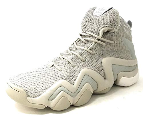 size 40 d1ef4 1d929 Galleon - Adidas Mens Crazy 8 ADV PK SesameSesameWhite Basketball Shoe  11.5 Men US