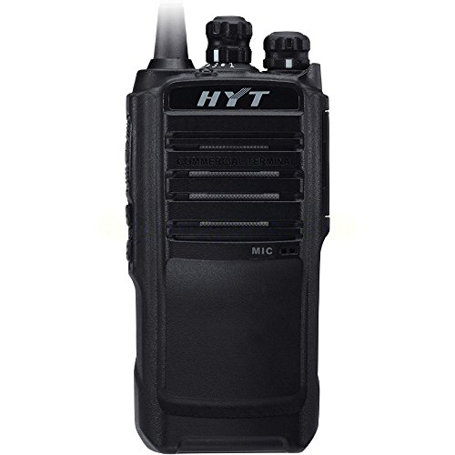 TC-508 TC-508U TC-508U1 Original HYT UHF 400-470 MHz Handheld Transceiver - 16 Channels, 4 Watts by Hytera