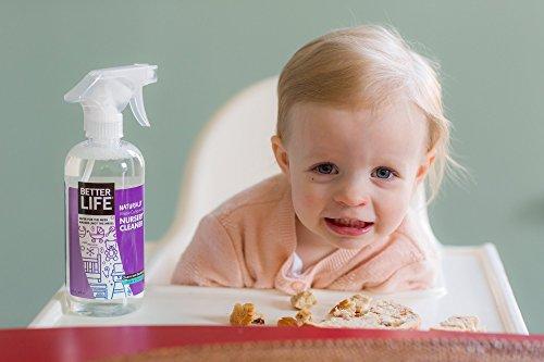 Better Life Nursery Cleaner, Lavender & Chamomile (Pack of 2)