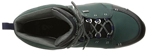 Women's Boot Ahnu Muir Montara Green WP dxwSRwg