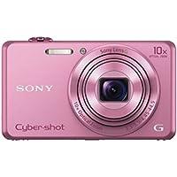 Sony Cybershot DSC-WX220/P 18.2MP Digital Camera Memory Card (Pink)