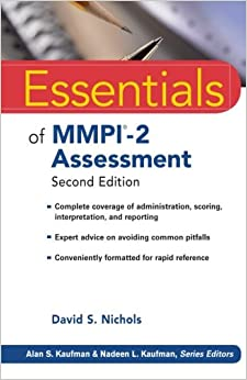 Amazon essentials of mmpi 2 assessment 9780470923238 david essentials of mmpi 2 assessment 3650 free shipping fandeluxe Image collections