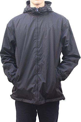 Zip Front Collared Sweatshirt Jacket - 6