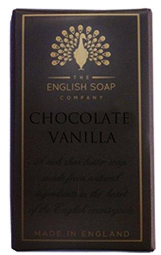Chocolate Vanilla Soap 200g soap by The English Soap Company