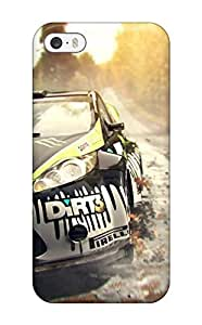 For Iphone Case, High Quality Dirt 3 2011 Game Case For Ipod Touch 5 Cover Cases
