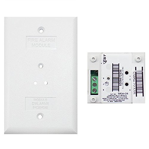 Edwards SIGA-CR Control Relay Module