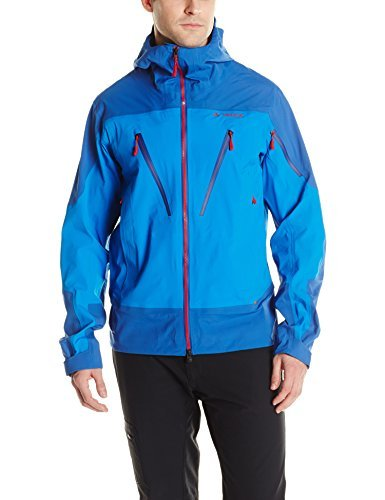 VAUDE Men's Aletsch Jacket Aletsch III Men's Hydro Blue Small Blue [並行輸入品] B07QRG89Z4, エディーバウアー:16a42530 --- gallery-rugdoll.com