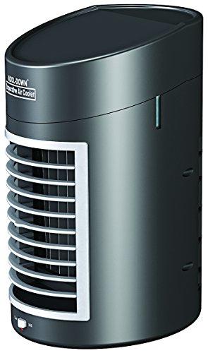 🥇 Ideaworks Kool-Down E7421– Climatizador evaporativo para dormitorio y cocina