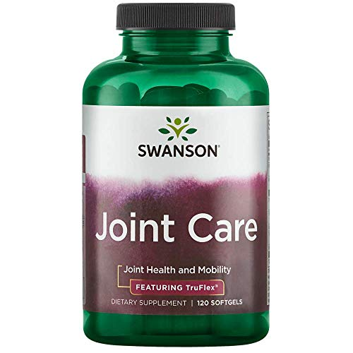 Swanson Joint Care with Glucosamine Msm & Chondroitin 120 Sgels ()