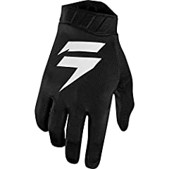 With a simple slip-on design and ultra lightweight construction, the 3LACK (Black) Label Glove offers protection and control at its minimalistic best. The top of the glove uses a 4-way stretch fabric for a superior fit and optimal dexterity. ...