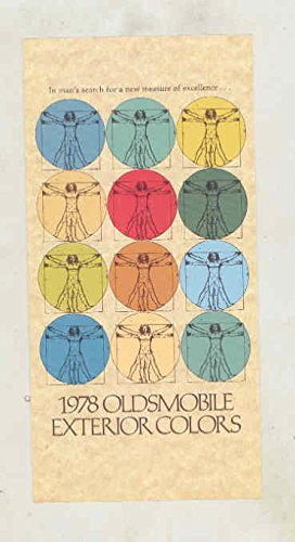 1978-oldsmobile-exterior-paint-colors-brochure