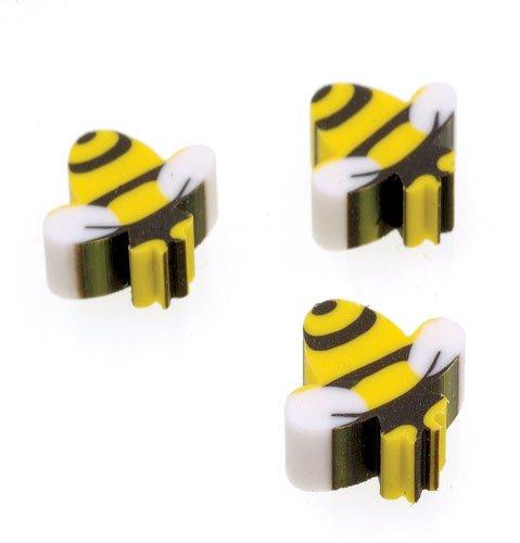 Bumble Bee Erasers 2160 pcs sku# 1777910MA by Kid Fun (Image #1)
