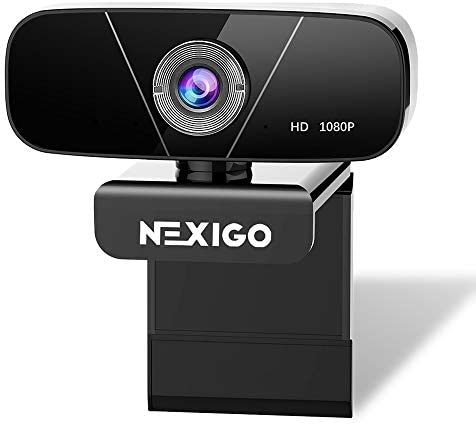 AutoFocus 1080P 60FPS Webcam with Dual Microphone /& Privacy Cover 2021 NexiGo N660P Pro HD USB Computer Web Camera for OBS Gaming Zoom Meeting Skype FaceTime Teams