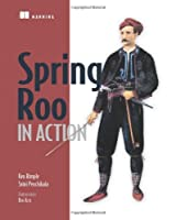 Spring Roo in Action Front Cover