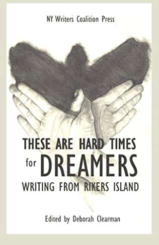 book cover of These Are Hard Times for Dreamers