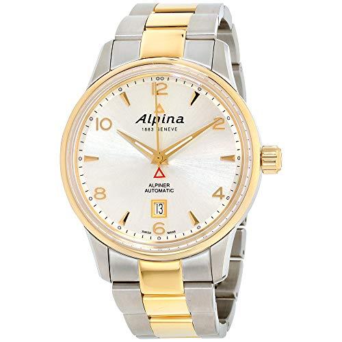 Alpina Alpiner White Dial Stainless Steel Men's Watch ()