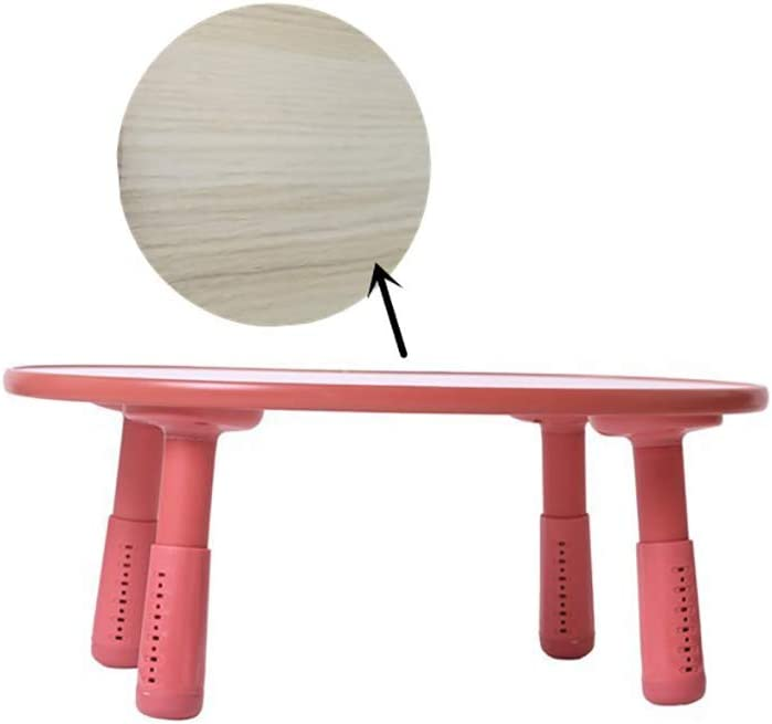 CIKO Adjustable Peanut Table, Children's Study Table, Children's Writing and Drawing Table, A Table Suitable for Children