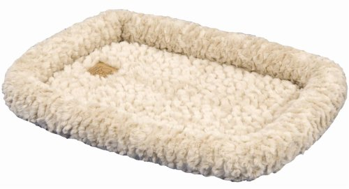Precision Pet SnooZZy Crate Bed 2000 25 in. x 20 in. Natural (Snoozzy Pet Bed Plush)
