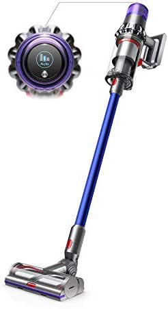 Dyson V11 Torque Drive Cordless Vacuum Cleaner, Blue (Renewed)