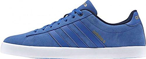 Adidas - Derby ST - F76592 - Color: Azul-Blanco-Dorado - Size: 42.0