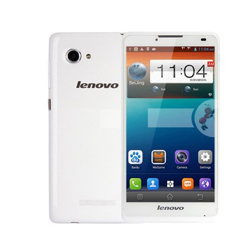 Lenovo A880 Smart Cell Phone 6.0 inch Screen GPS + AGPS, Android...
