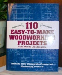 Weekend Woodworker: 110 Easy-to-Make Woodworking Projects