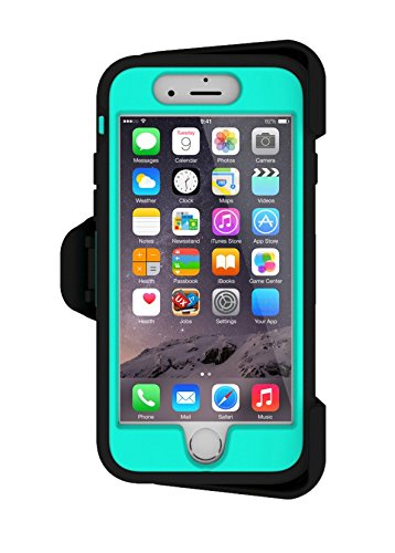 Apple iPhone Quick release Holster Design