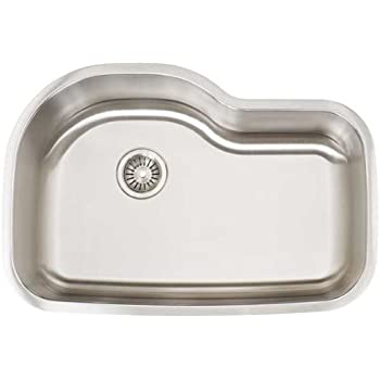 Artisan  Gauge Stainless Undermount Kitchen Sink