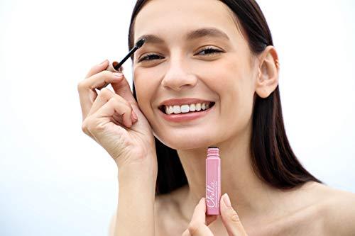 Chella Eyebrow Defining Gel, Clear – Lightweight Formula for Natural, Long Lasting Makeup – Vegan, Cruelty Free, Paraben…