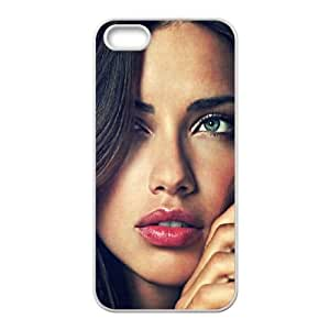 iPhone 4 4s Cell Phone Case White Victoria Secret Model Adriana Lima TR2482779
