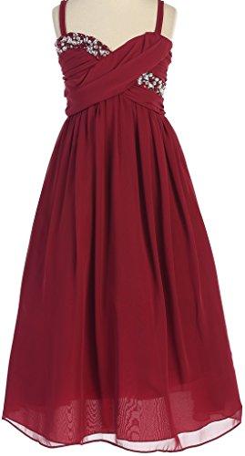 Buy junior bridesmaid bubble dresses - 3