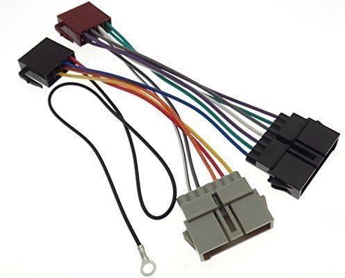 Autoradio Adapter ISO Radioadapter Stecker für Chrysler