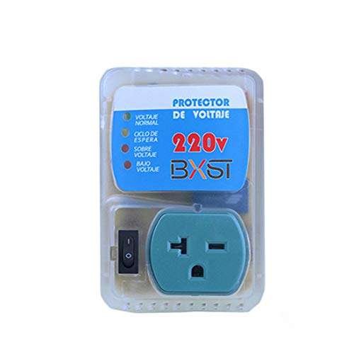 BSEED US Plug Home Appliance Surge Protector Power Suppressor Voltage Brownout Outlet