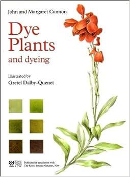 Book Dye Plants & Dyeing