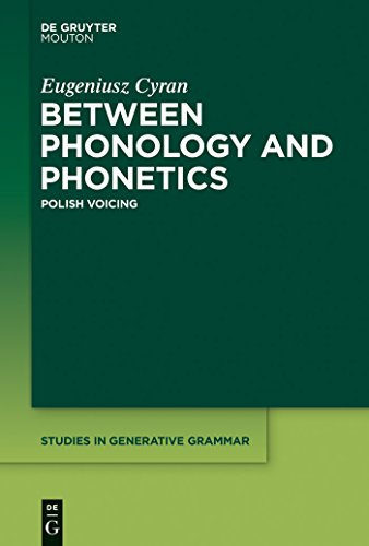 Between Phonology and Phonetics: Polish Voicing