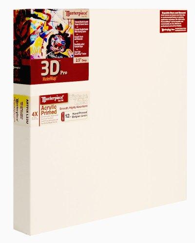 Masterpiece Artist Canvas 46061 3D PRO 2-1/2