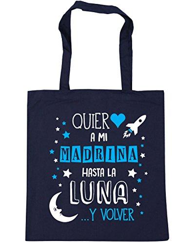 y a Luna 38cm gimnasio Compra mi volver Madrina Asas hasta Azul capacidad Azul ¡Quiero HippoWarehouse Playa litros Bolsa x de Bolso la Marino para 42cm Con 10 x05q1nYw