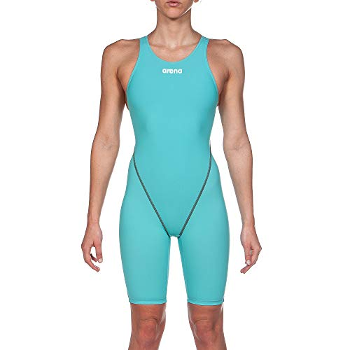 Arena Powerskin St 2.0 - Open Back, Aquamarine, 22 (Suit Competition Arena)