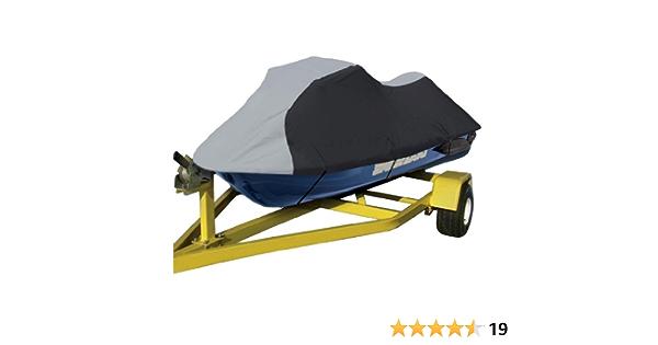 Details about  /SeaDoo Jet Ski Spark 2up 900 ACE JetSki Cover 2014 2015-2020 2 Seater 210 DENIER