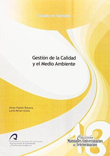 Descargar Libro Gestión De La Calidad Y El Medio Ambiente Víctor Padrón Robaina