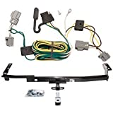Class 2 Trailer Hitch & Wiring for 2005-2007 Ford Five Hundred & Ford Freestyle