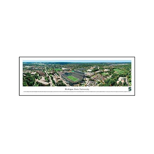 Michigan State Spartans Stadium Aerial - 3