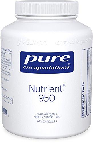 Pure Encapsulations Nutrient Hypoallergenic Multi vitamin