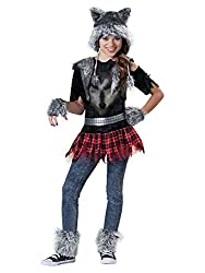 Incharacter Costumes Tween Wear Wolf Costume