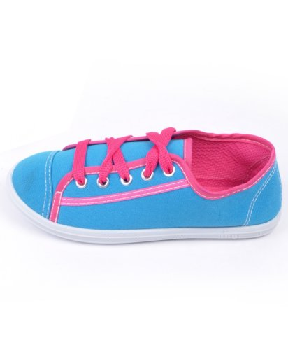 Women's Urban Pride Skate Sneaker Blue hK365YxIiO
