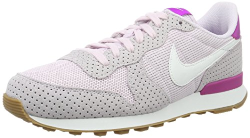 Llc Multicolore Corsa Wht Md Brwn Smmt Nike Gm Scarpe Donna Wmns Internationalist Blchd da xF8Yq